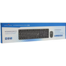 Беспроводная компьютерная клавиатура и мышь 210M