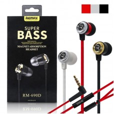 Наушники REMAX Super Bass RM-690D (черный)