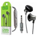Наушники HOCO M18 Metal Earphone