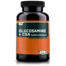 Glucosamine Plus CSA Super Strength (120 таб)