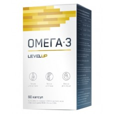 Level Up Omega-3 60 caps