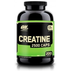 Optimum Nutrition Creatine monohydrate (креатин моногидрат) 2500 mg caps