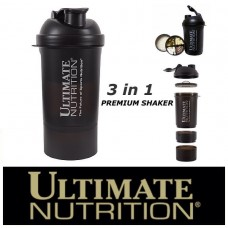 Шейкер Ultimate Nutrition 3-в-1 600 мл
