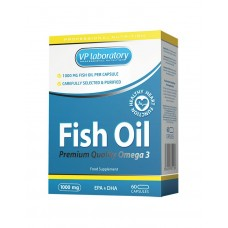 Омега 3 Fish Oil 1000mg 60 капс.