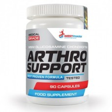 Arthro Support / Поддержка суставов / 90 капс по 500 мг