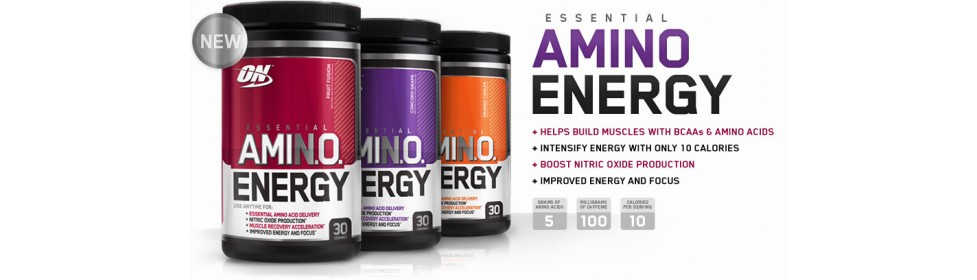 AMINO ENERGY 270 ГР (ON)