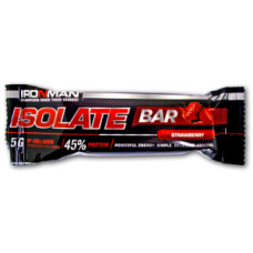 IRONMAN Isolate Bar 50g