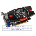 ASUS GeForce GT 640 901Mhz PCI-E 3.0 2048Mb 1782Mhz 128 bit 2xDVI HDMI HDCP