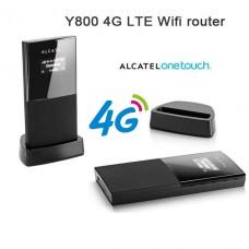 Карманный WiFi роутер  Alcatel 4G LTE 100Mbps Y800