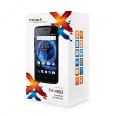 Смартфон Texet TM-4003 Black